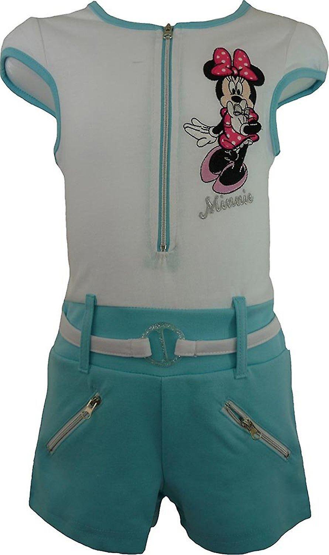 Las niñas Disney Minnie Mouse manga corta pijama