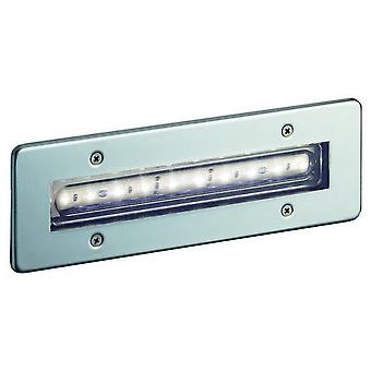 Dopo Rec. Wall Syna Ip68 Led 1,3W Inox.
