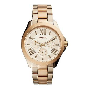 Fossil ladies watch wristwatch stainless steel Rosé AM4634 CÉCILE