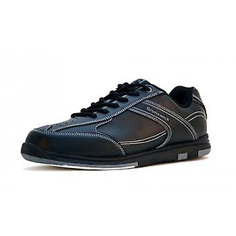Brunswick flyer - Bowling shoes for men and women in black