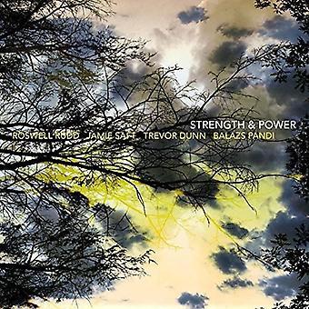 Roswell Rudd - styrke & magt [CD] USA import