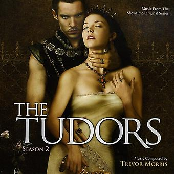 Varios artistas - los Tudor temporada 2 [Serie Original Soundtrack] [CD] USA importar