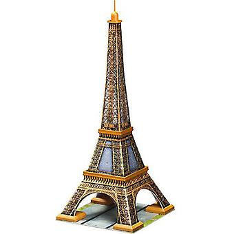 Ravensburger 3D Eiffel Tower 43 Cm - 216 Pieces (Toys , Boardgames , Puzzles)
