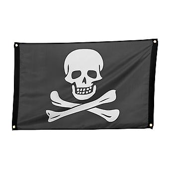 Boland Pirate Flag Halloween Decoration Fancy Dress Accessory 90 x 60cm