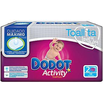 Dodot Activity Units 108wipesDuopack (Childhood , Diaper and changers , Baby wipes)