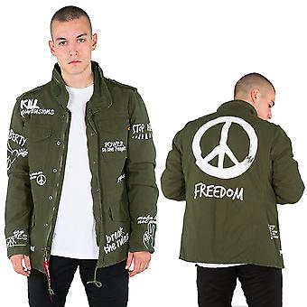 Alpha industries jacket M-65 freedom