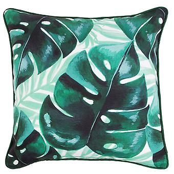 Sass & Belle Botanical Jungle Cushion With Inner