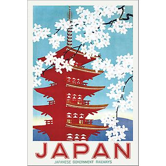 Japan Art Poster Print Japanese Art Poster Poster Print