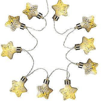 Heaven Sends Hanging Star LED Garland String Light