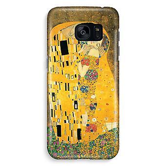 Samsung S7 kant fullt ut Case - Der Kuss