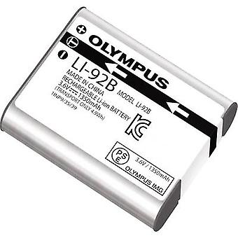 Camera battery Olympus replaces original battery Li-90B, Li-92B 3.6 V