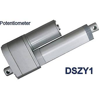 Linear actuator 24 Vdc Stroke length 100 mm 500 N Drive-System E