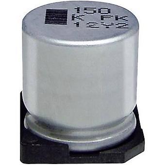 Electrolytic capacitor SMD 22 µF 50 V