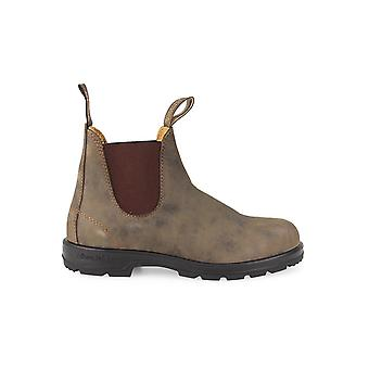 BLUNDSTONE BROWN NABUCK BOOT