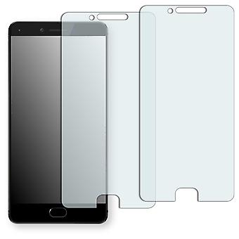 Vernee Apollo 2 screen protector - Golebo Semimatt protector (deliberately smaller than the display, as this is arched)