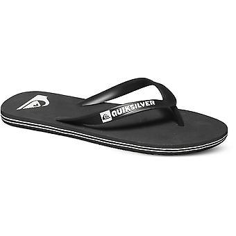 Quiksilver Mens Molokai Flexible Toe Point Flip Flop Summer Sandals