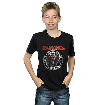 Ramones Boys Vintage Seal T-Shirt