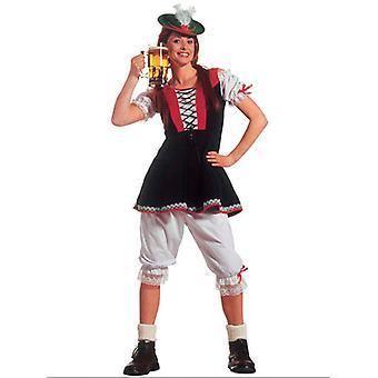 Bavarian Lady Costume