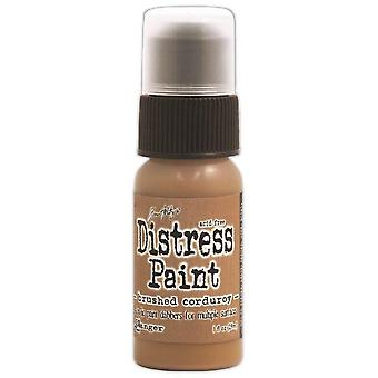 Distress Paint Dabber 1oz-Brushed Corduroy