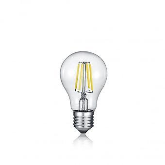 Trio oświetlenie Źródło światła żarówka nowoczesne aluminiowe kolor metalu