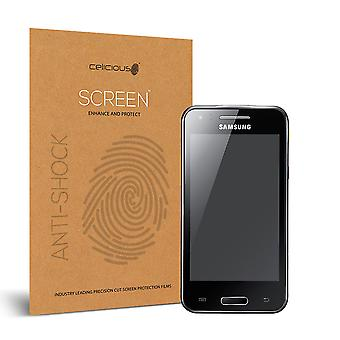 Celicious Impact Anti-Shock Shatterproof Screen Protector Film Compatible with Samsung Galaxy Beam
