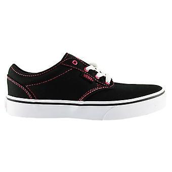Vans Skate Vans Atwood lona preto rosa de sapatos 0000007179_0