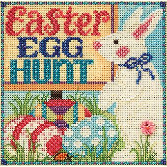 Mill Hill Buttons & Beads Counted Cross Stitch Kit 5