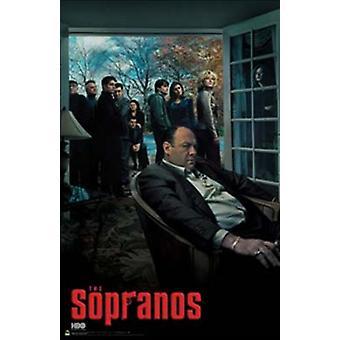 Sopranen - seizoen 6 Poster afdrukken