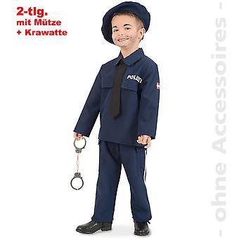 Police officer Bill costume children Austria Austria gendarme child costume