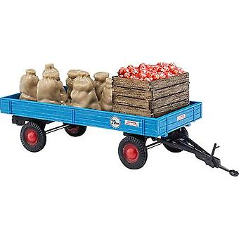 Busch 44995 H0 Trailer with Apple charging