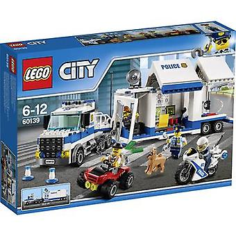 LEGO® CITY 60139 Mobile Application System