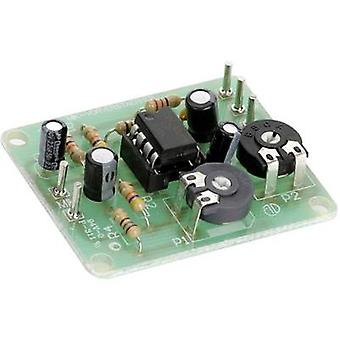 Conrad Components Pre-amp Assembly kit 9 Vdc, 12 Vdc