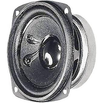 Visaton FRS 8/4 3.3  8 cm Wideband speaker chassis 30 W 4 Ω