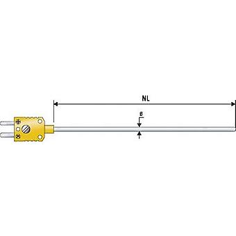 Immersion probe B+B Thermo-Technik K625C0150-30 -200 up to +1100 °C