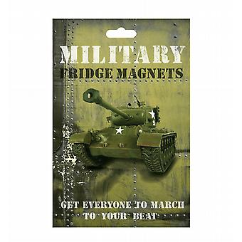 Military Fridge Magnets