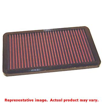 K & N Drop-in-High-Flow Luftfilter 33-2530 passt: BMW 1971-1971 3.0CSI L6 3,0 197