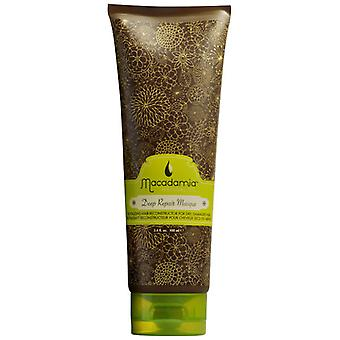 Máscara de REPARACÓN profunda del aceite de macadamia Natural 100 ml
