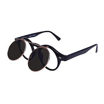 Steam Punk Flip Up Glasses