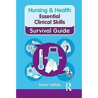Wesentliche klinische Fähigkeiten von Susan Carlisle - 9780273768814 Buch