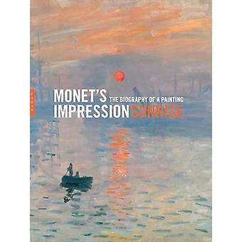 انطباع في مونيه-شروق الشمس-السيرة الذاتية للرسام ماريان