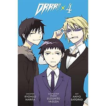 Durarara!! -v. 4 - Manga von Ryohgo Narita - Akiyo Satorigi - 978031620