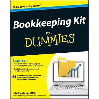 Bokföring Kit For Dummies av Lita Epstein - 9781118116456 bok