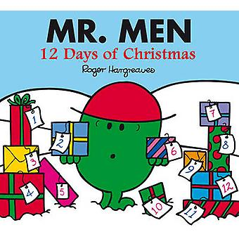 M. hommes 12 Days of Christmas par Roger Hargreaves - livre 9781405279468