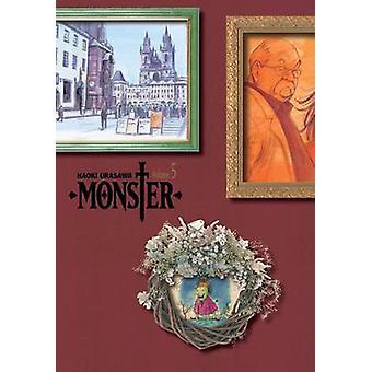 Monster (Perfect ed) by Naoki Urasawa - 9781421569109 Book