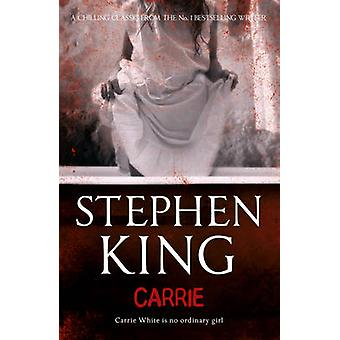 Carrie by Stephen King - 9781444720693 Book