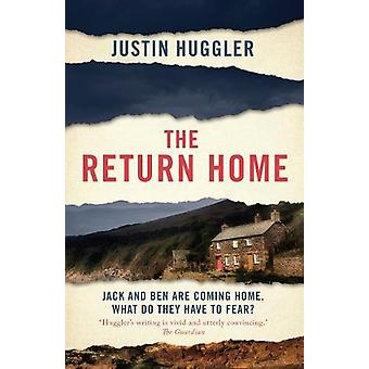 The Return Home by Justin Huggler - 9781780722023 Book