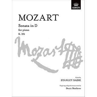 Sonata in D K. 284 by Wolfgang Amadeus Mozart - Stanley Sadie - Denis