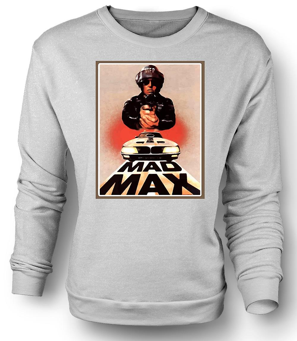 Mens Sweatshirt Mad Max - Mel Gibson
