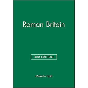Roman Britain (3a edizione riveduta) da Malcolm Todd - 9780631214649 B