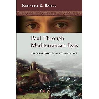 Paul oczami śródziemnomorskiej: Kulturoznawstwo w 1 liście do Koryntian